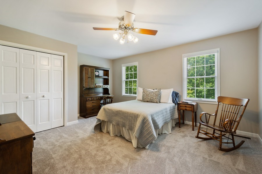 Real Estate Photography - 22480 N. Linden Drive, Lake Barrington, IL, 60010 - 4th Bedroom