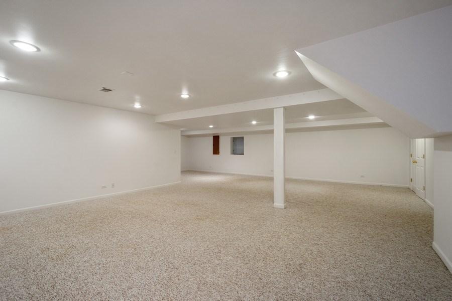Real Estate Photography - 22480 N. Linden Drive, Lake Barrington, IL, 60010 - Basement