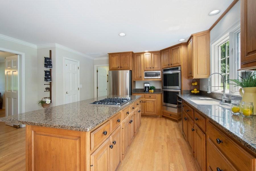 Real Estate Photography - 22480 N. Linden Drive, Lake Barrington, IL, 60010 - Kitchen