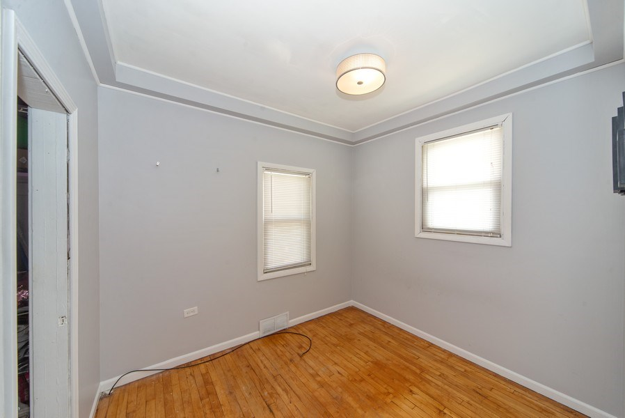 Real Estate Photography - 2057 N. Newland Avenue, Chicago, IL, 60707 - 2nd Bedroom