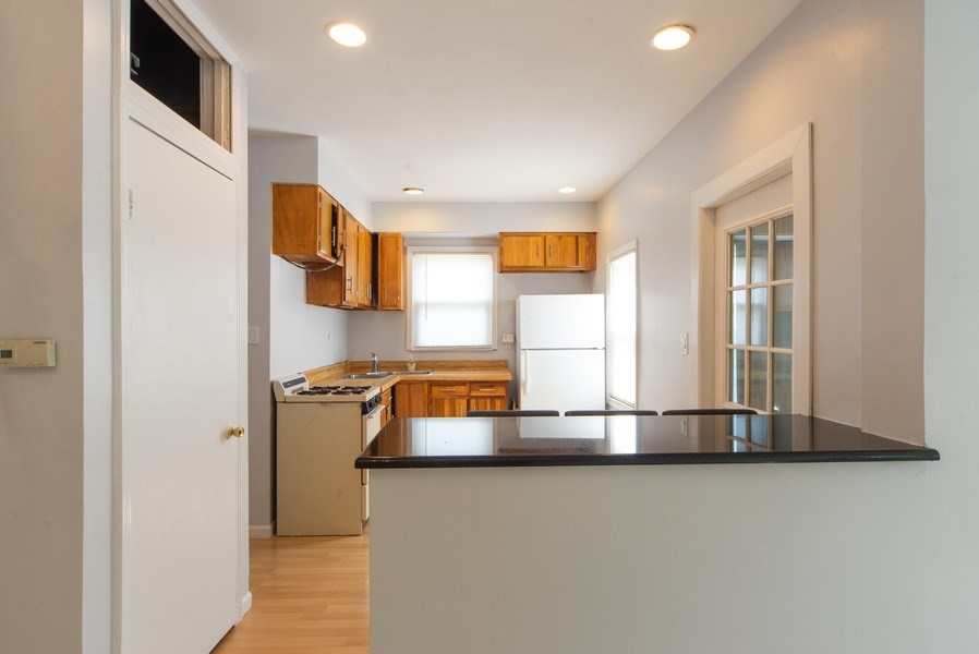 Real Estate Photography - 2057 N. Newland Avenue, Chicago, IL, 60707 - Kitchen