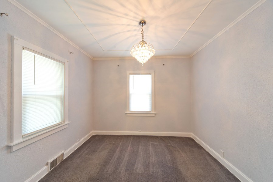 Real Estate Photography - 2057 N. Newland Avenue, Chicago, IL, 60707 - Bedroom