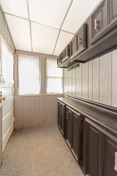 Real Estate Photography - 2057 N. Newland Avenue, Chicago, IL, 60707 - Mudroom