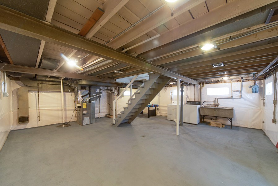 Real Estate Photography - 2057 N. Newland Avenue, Chicago, IL, 60707 - Basement