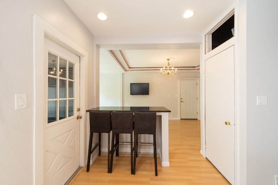 Real Estate Photography - 2057 N. Newland Avenue, Chicago, IL, 60707 - Breakfast Nook