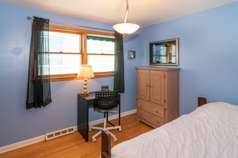 Real Estate Photography - 829.5 Thomas Ave, Forest Park, IL, 60130 - 2nd Bedroom