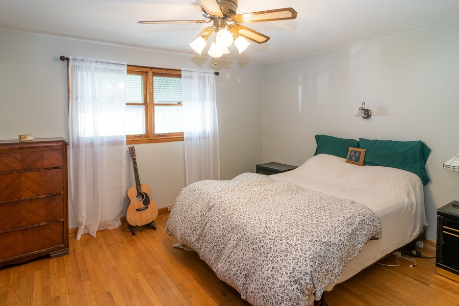 Real Estate Photography - 829.5 Thomas Ave, Forest Park, IL, 60130 - Master Bedroom