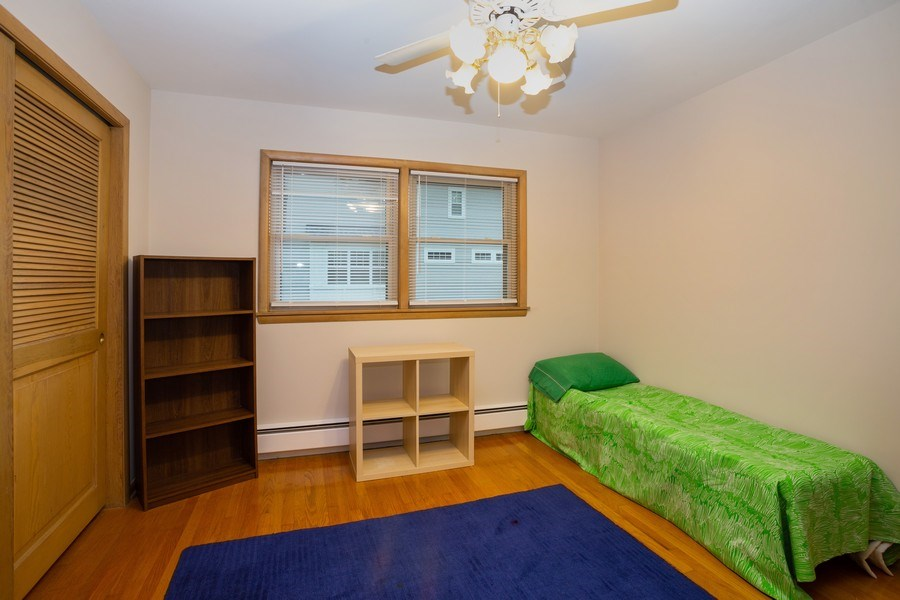 Real Estate Photography - 1209 W. Hawthorne Street, Arlington Heights, IL, 60005 - 2nd Bedroom