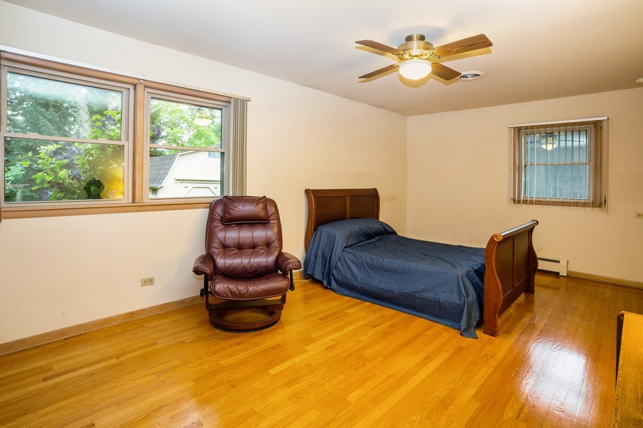 Real Estate Photography - 1209 W. Hawthorne Street, Arlington Heights, IL, 60005 - Master Bedroom