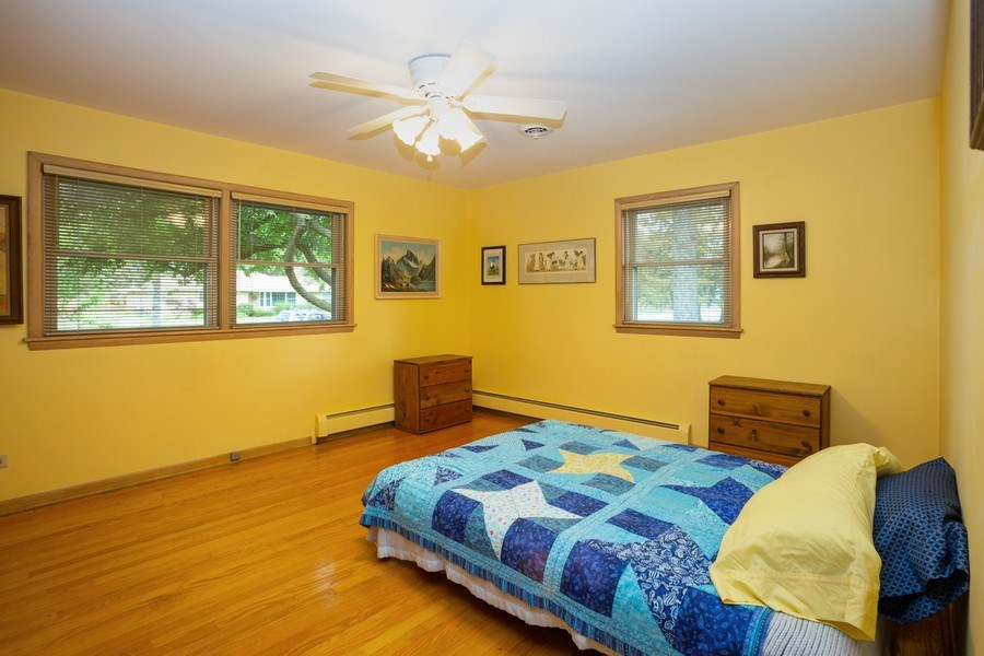 Real Estate Photography - 1209 W. Hawthorne Street, Arlington Heights, IL, 60005 - Bedroom