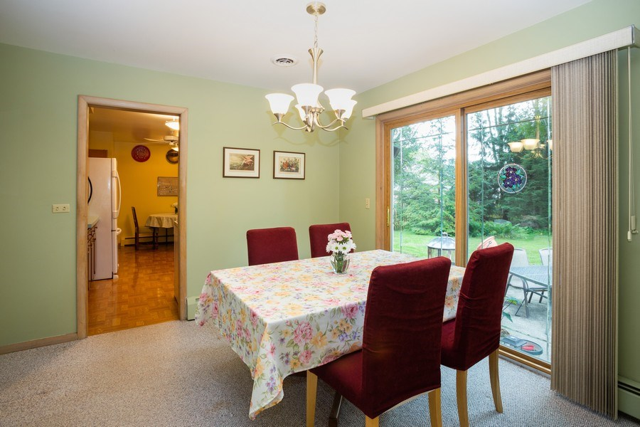 Real Estate Photography - 1209 W. Hawthorne Street, Arlington Heights, IL, 60005 - Dining Room
