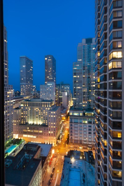 Real Estate Photography - 25 E. SUPERIOR Street, Unit 3205, Chicago, IL, 60611 - View