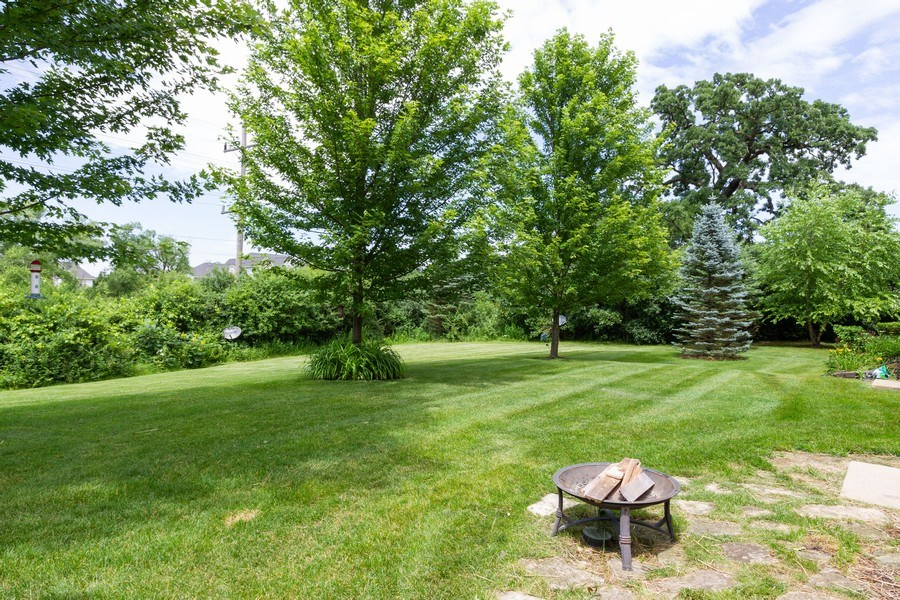 Real Estate Photography - 1270 W. Black Wolf Road, Round Lake, IL, 60073 - Back Yard