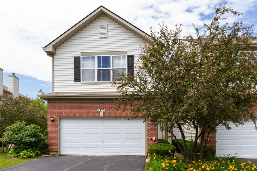 Real Estate Photography - 1270 W. Black Wolf Road, Round Lake, IL, 60073 - Front View