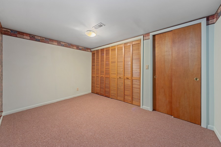 Real Estate Photography - 24841 South Drive, Tower Lakes, IL, 60010 - Bonus Room/Second Office