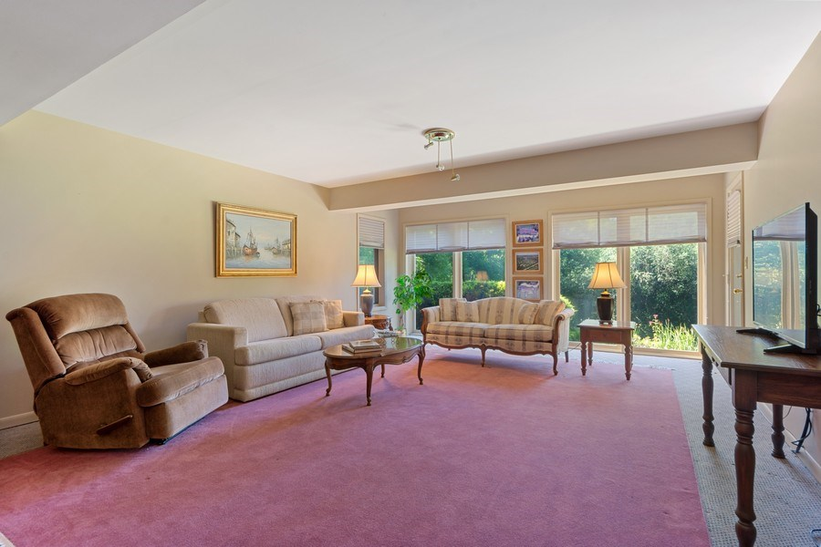 Real Estate Photography - 24841 South Drive, Tower Lakes, IL, 60010 - Family Room