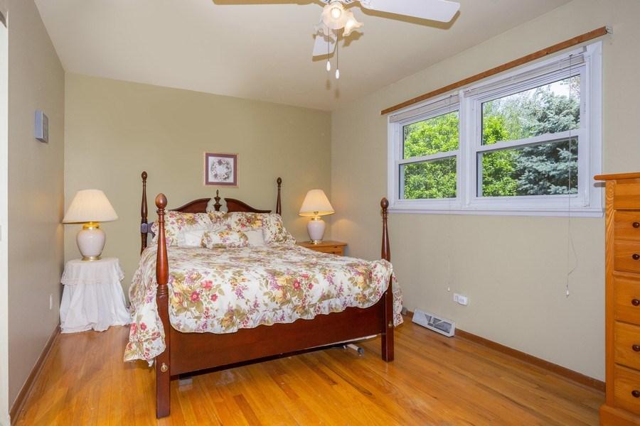 Real Estate Photography - 6324 Honey Lane, Tinley Park, IL, 60477 - Master Bedroom