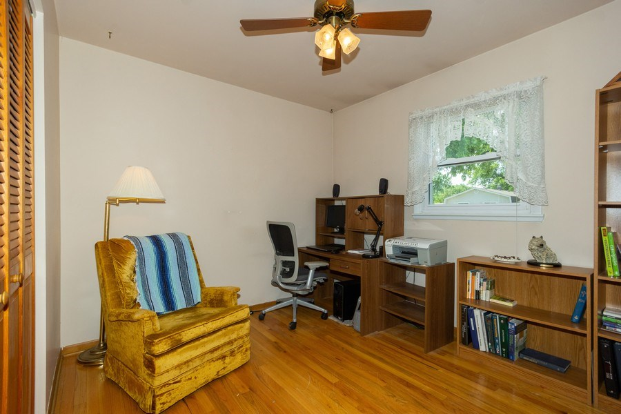 Real Estate Photography - 6324 Honey Lane, Tinley Park, IL, 60477 - 3rd Bedroom