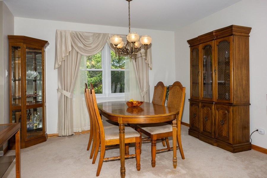 Real Estate Photography - 6324 Honey Lane, Tinley Park, IL, 60477 - Dining Room