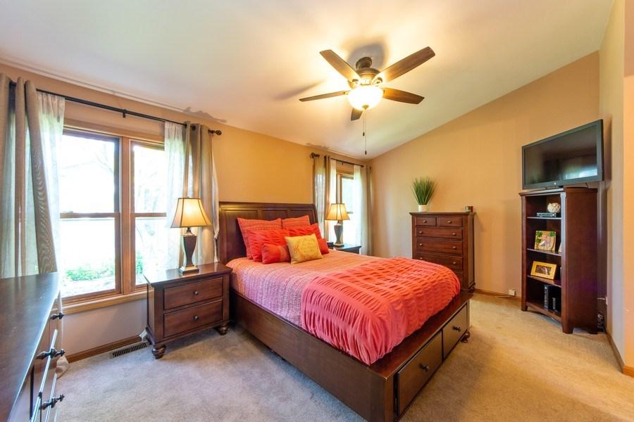Real Estate Photography - 1950 N. Coldspring Road, Arlington Heights, IL, 60004 - Master Bedroom
