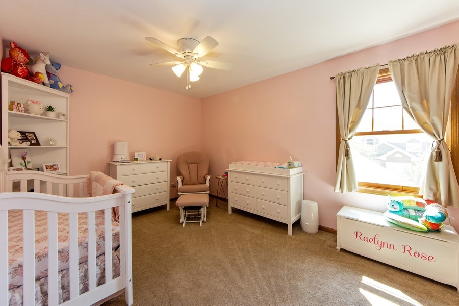 Real Estate Photography - 1950 N. Coldspring Road, Arlington Heights, IL, 60004 - 2nd Bedroom
