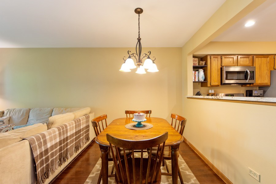 Real Estate Photography - 1950 N. Coldspring Road, Arlington Heights, IL, 60004 - Dining Room