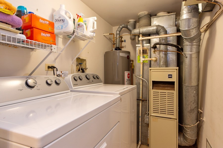 Real Estate Photography - 1950 N. Coldspring Road, Arlington Heights, IL, 60004 - Laundry Room