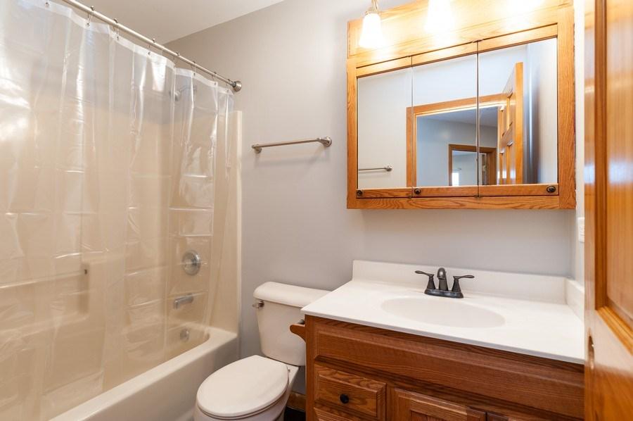 Real Estate Photography - 2708 W. Lucia Avenue, Waukegan, IL, 60085 - Bathroom