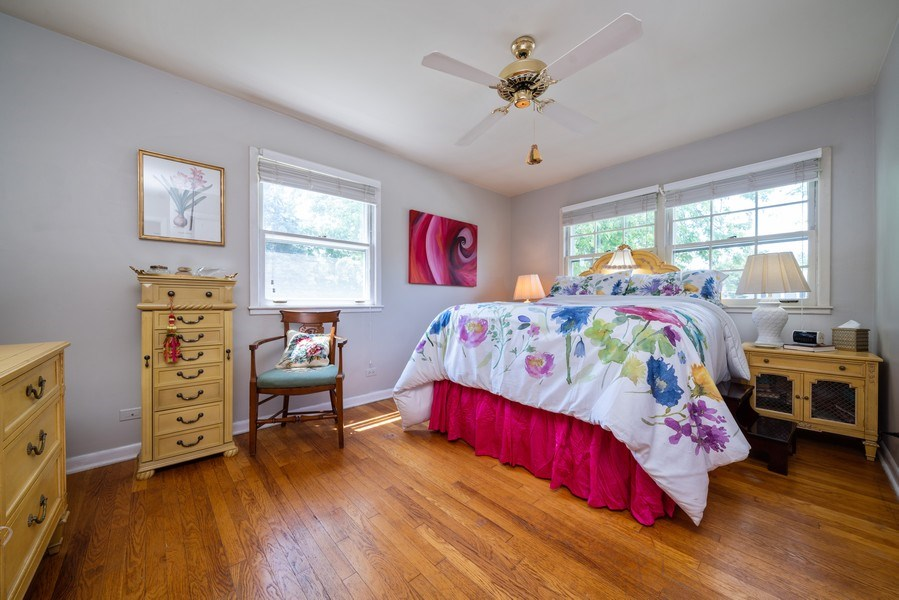 Real Estate Photography - 107 N. Kaspar Avenue, Arlington Heights, IL, 60005 - Master Bedroom
