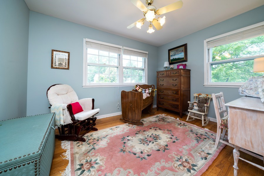 Real Estate Photography - 107 N. Kaspar Avenue, Arlington Heights, IL, 60005 - 3rd Bedroom