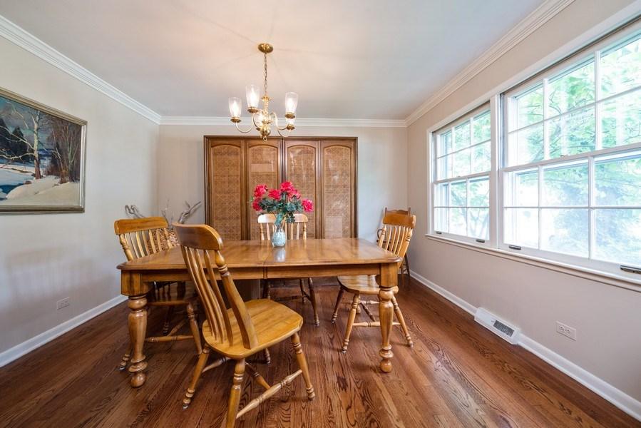 Real Estate Photography - 107 N. Kaspar Avenue, Arlington Heights, IL, 60005 - Dining Room