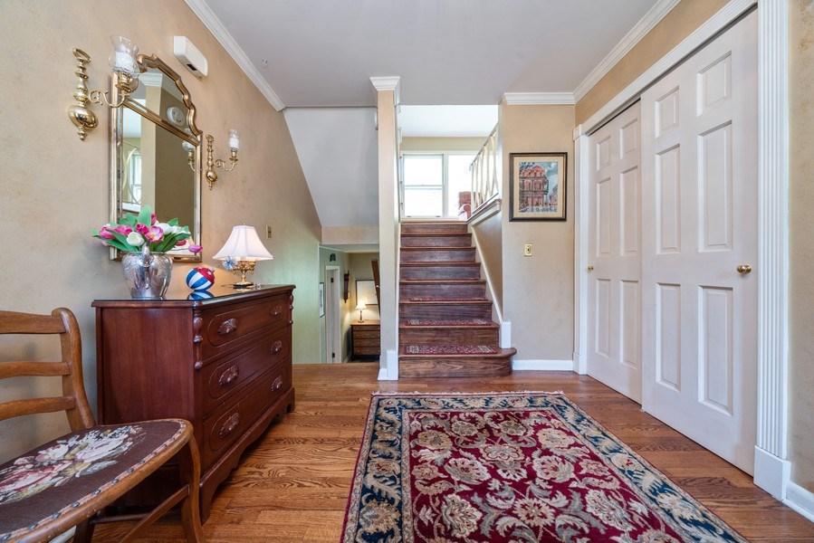 Real Estate Photography - 107 N. Kaspar Avenue, Arlington Heights, IL, 60005 - Foyer