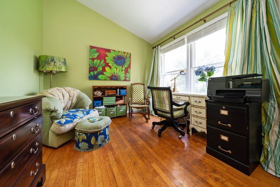 Real Estate Photography - 107 N. Kaspar Avenue, Arlington Heights, IL, 60005 - Den