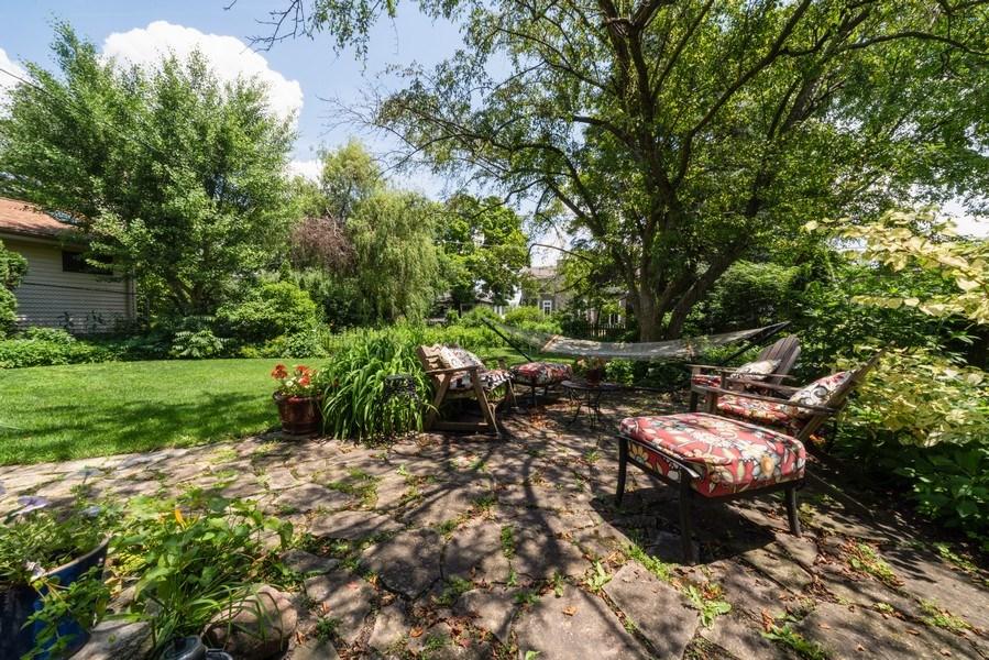 Real Estate Photography - 107 N. Kaspar Avenue, Arlington Heights, IL, 60005 - Patio