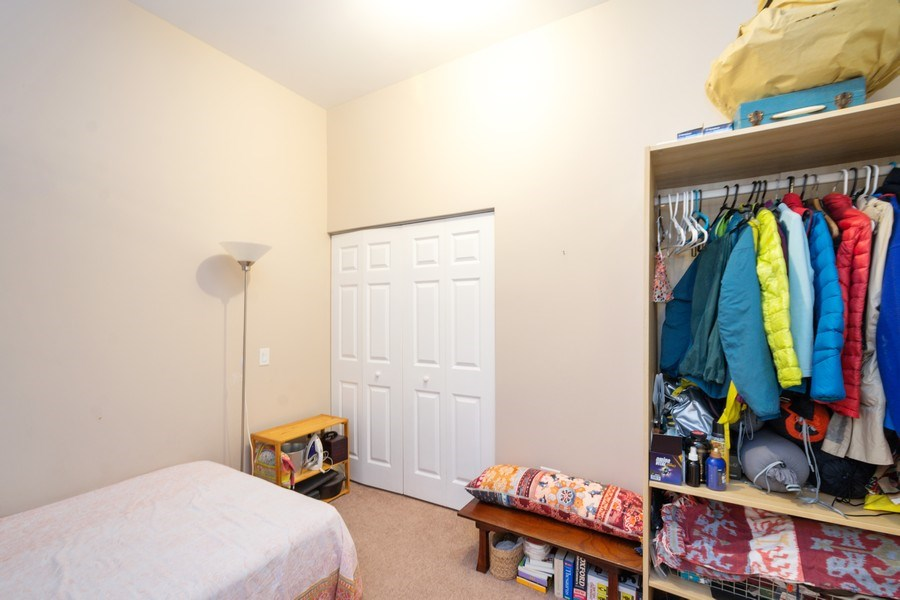 Real Estate Photography - 8 W. MONROE Street, Unit 908, Chicago, IL, 60603 - Bedroom