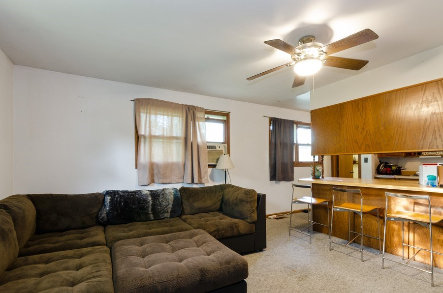 Real Estate Photography - 35W252 Country School Road, Dundee, IL, 60118 - 2nd Floor Unit - Living Room