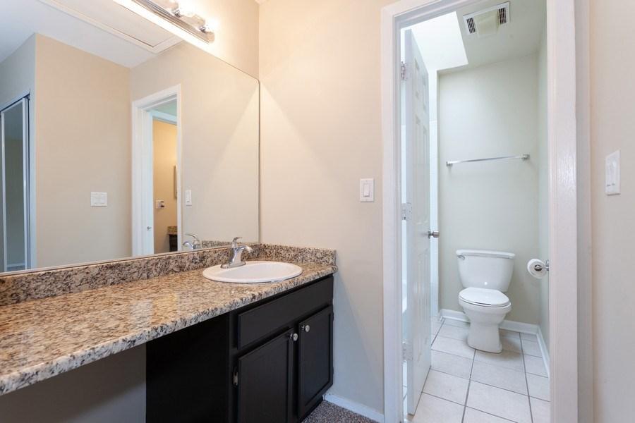 Real Estate Photography - 2930 Pine Tree Court, Aurora, IL, 60502 - Master Bathroom