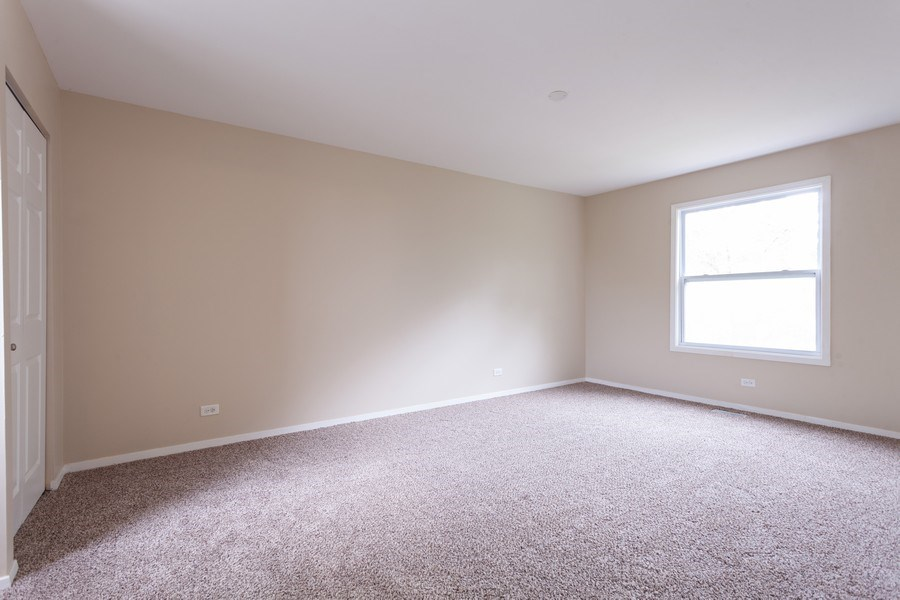 Real Estate Photography - 2930 Pine Tree Court, Aurora, IL, 60502 - 2nd Bedroom