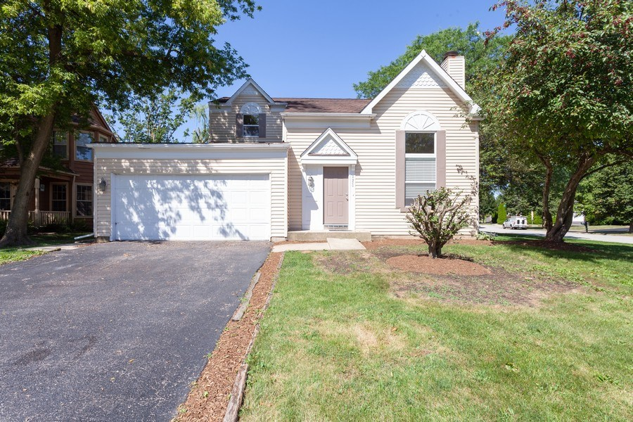 Real Estate Photography - 2930 Pine Tree Court, Aurora, IL, 60502 - Front View