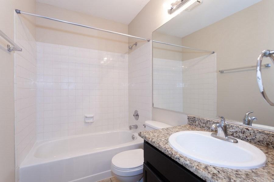 Real Estate Photography - 2930 Pine Tree Court, Aurora, IL, 60502 - 2nd Bathroom