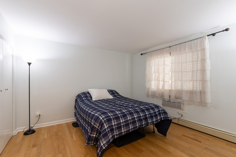 Real Estate Photography - 4881 N. Hermitage Avenue, Unit 102, Chicago, IL, 60640 - Bedroom