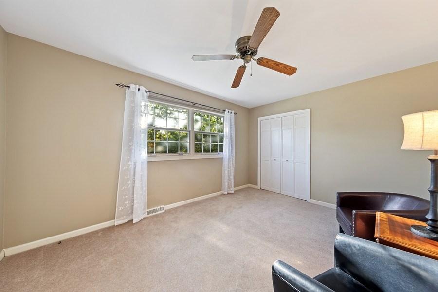 Real Estate Photography - 1937 Buckingham Drive, Wheaton, IL, 60189 - Master Bedroom