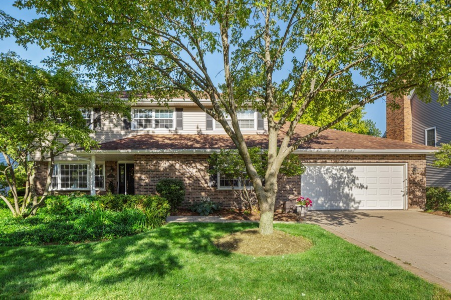 Real Estate Photography - 1937 Buckingham Drive, Wheaton, IL, 60189 - Front View