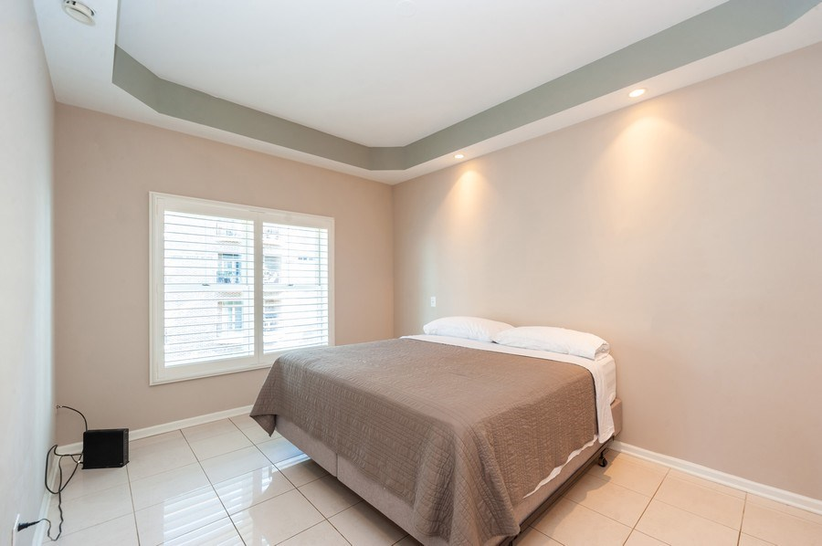 Real Estate Photography - 200 W. Campbell Street, Unit 809, Arlington Heights, IL, 60005 - 2nd Bedroom