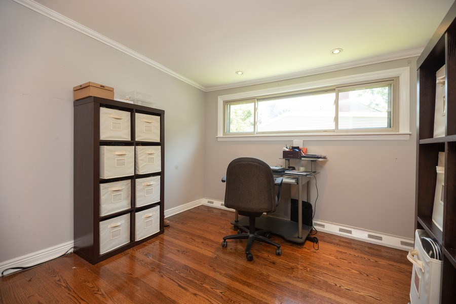 Real Estate Photography - 1115 Potter Rd, Park Ridge, IL, 60068 - 2nd Bedroom