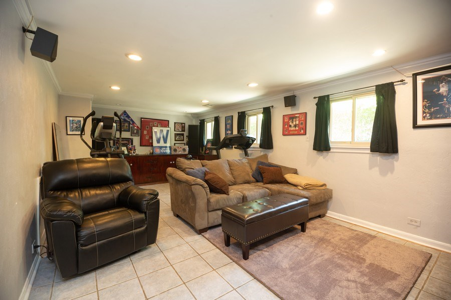 Real Estate Photography - 1115 Potter Rd, Park Ridge, IL, 60068 - Basement