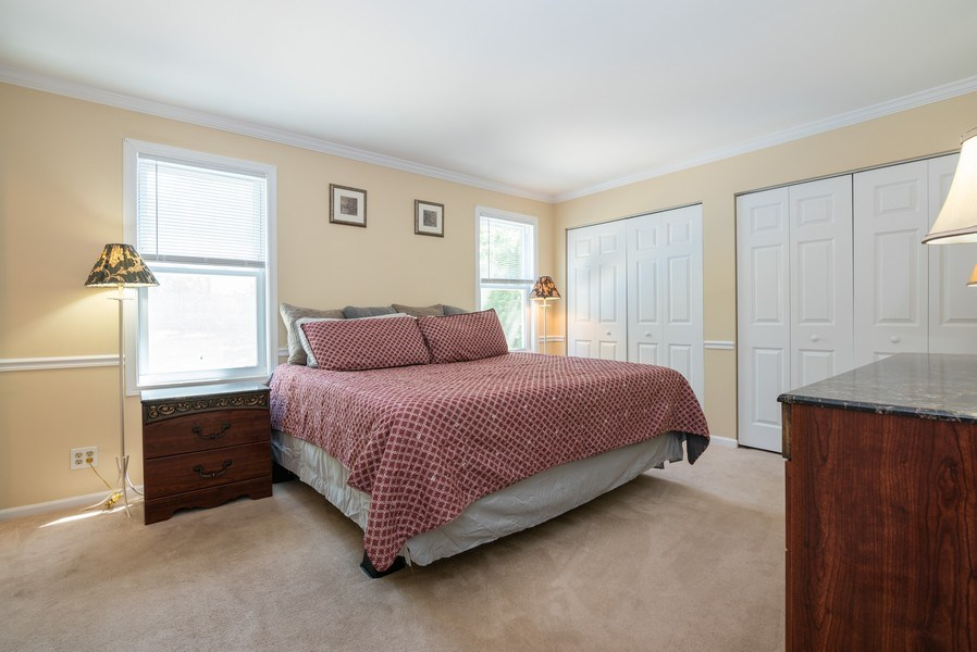 Real Estate Photography - 1065 MEGHAN Avenue, Algonquin, IL, 60102 - Master Bedroom