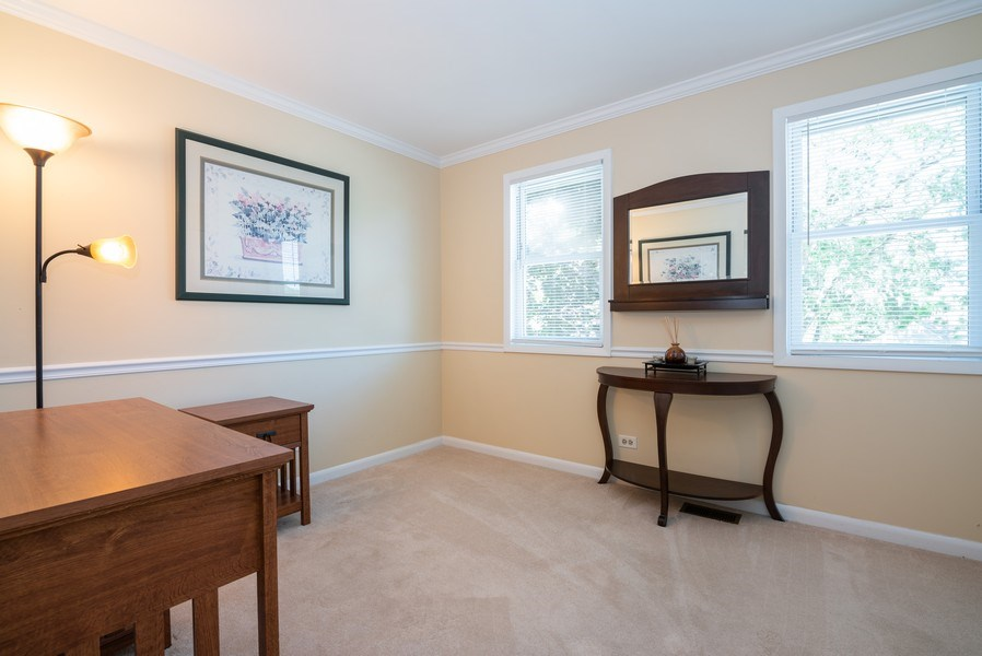 Real Estate Photography - 1065 MEGHAN Avenue, Algonquin, IL, 60102 - 2nd Bedroom