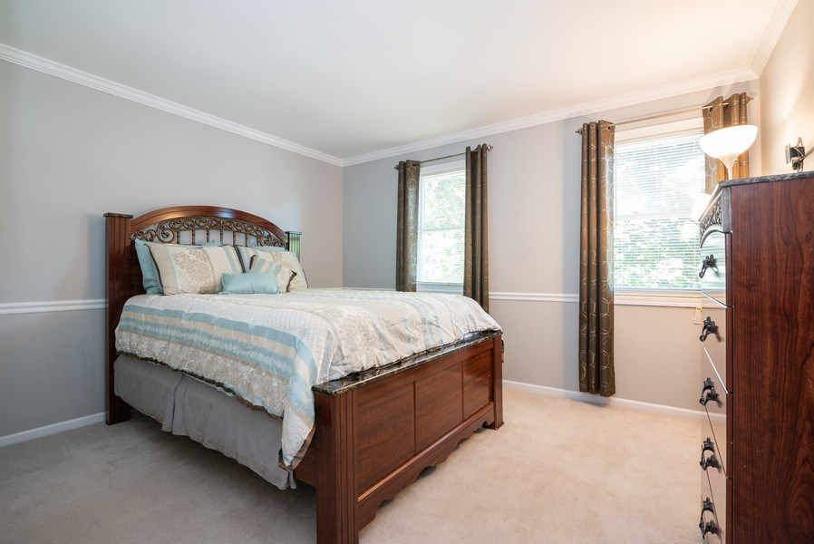 Real Estate Photography - 1065 MEGHAN Avenue, Algonquin, IL, 60102 - 3rd Bedroom