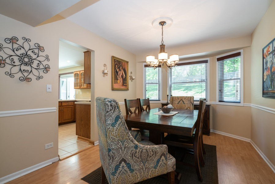 Real Estate Photography - 1065 MEGHAN Avenue, Algonquin, IL, 60102 - Dining Room